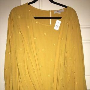 NWT. Loft blouse.